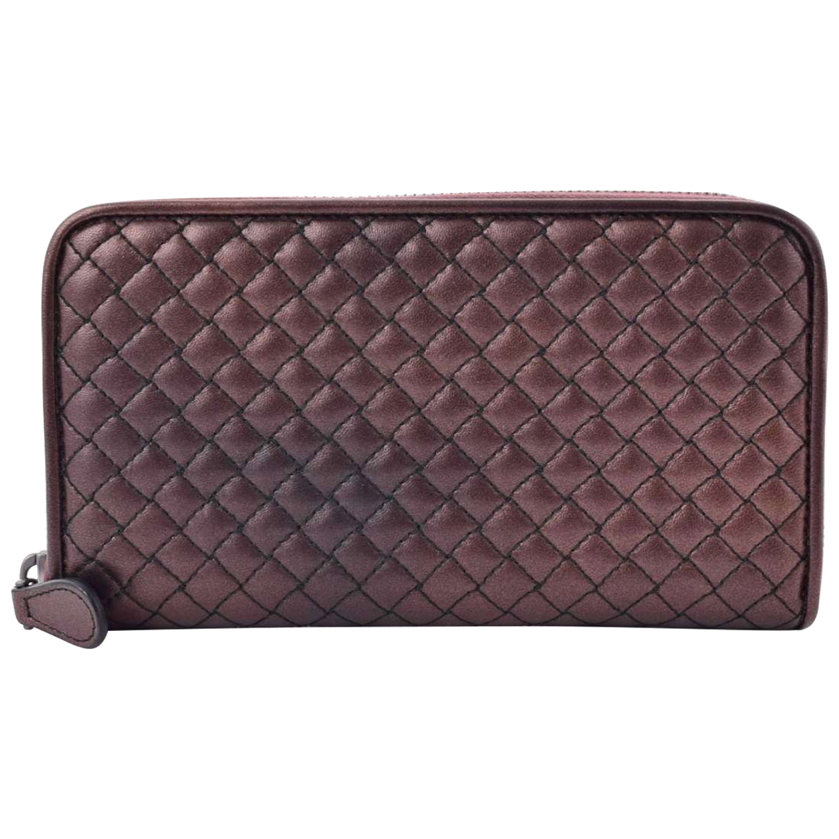 Bottega Veneta \N Brown Leather wallet for Women \N