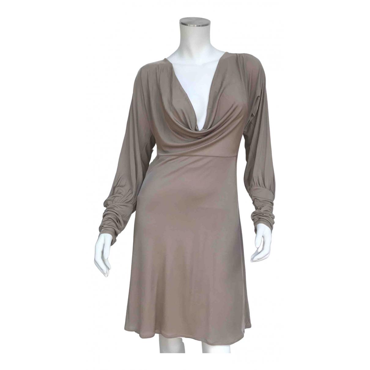 M Missoni N Camel dress for Women 38 IT