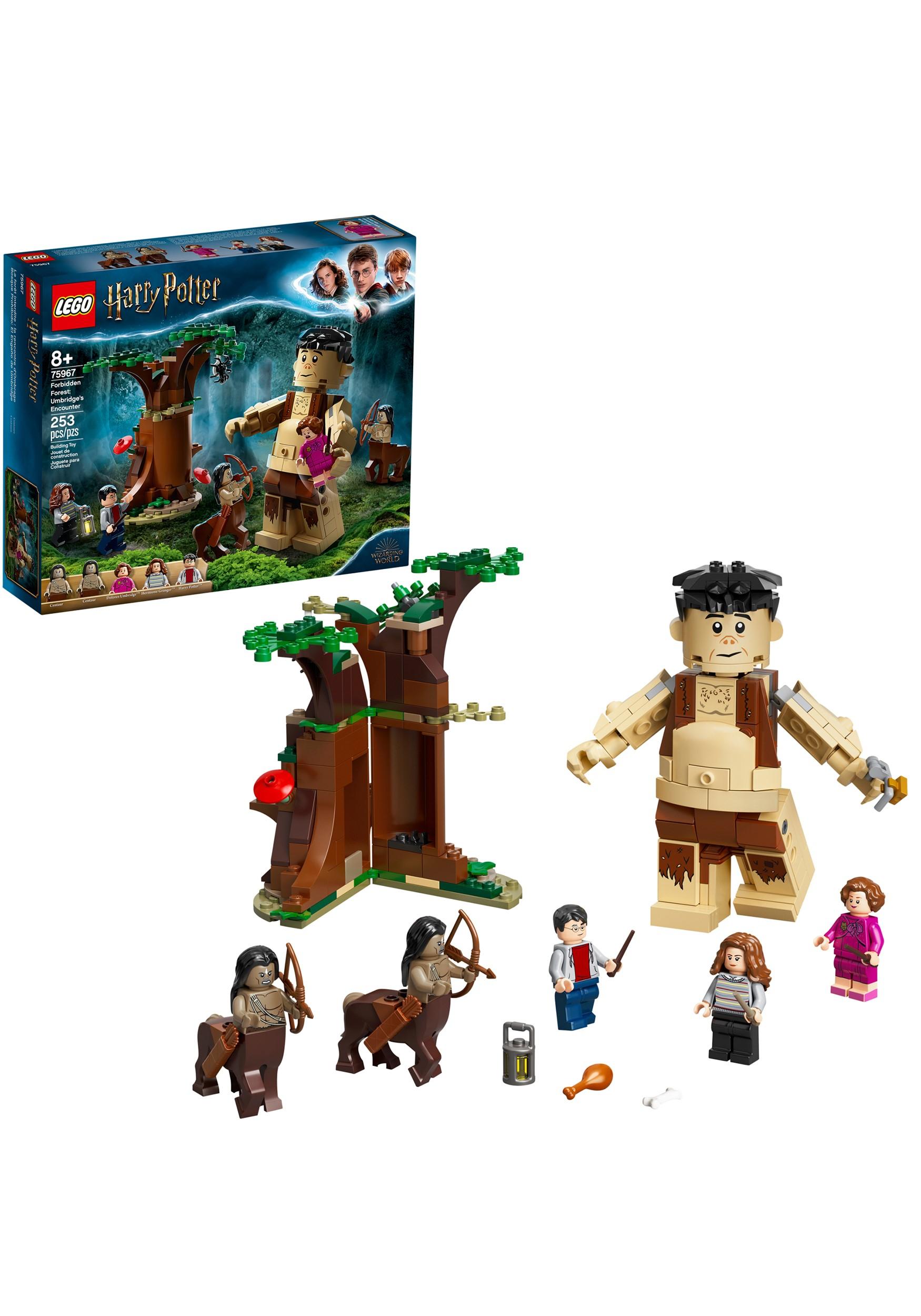 Harry Potter Forbidden Forest: Umbridge's Encounter - LEGO Set