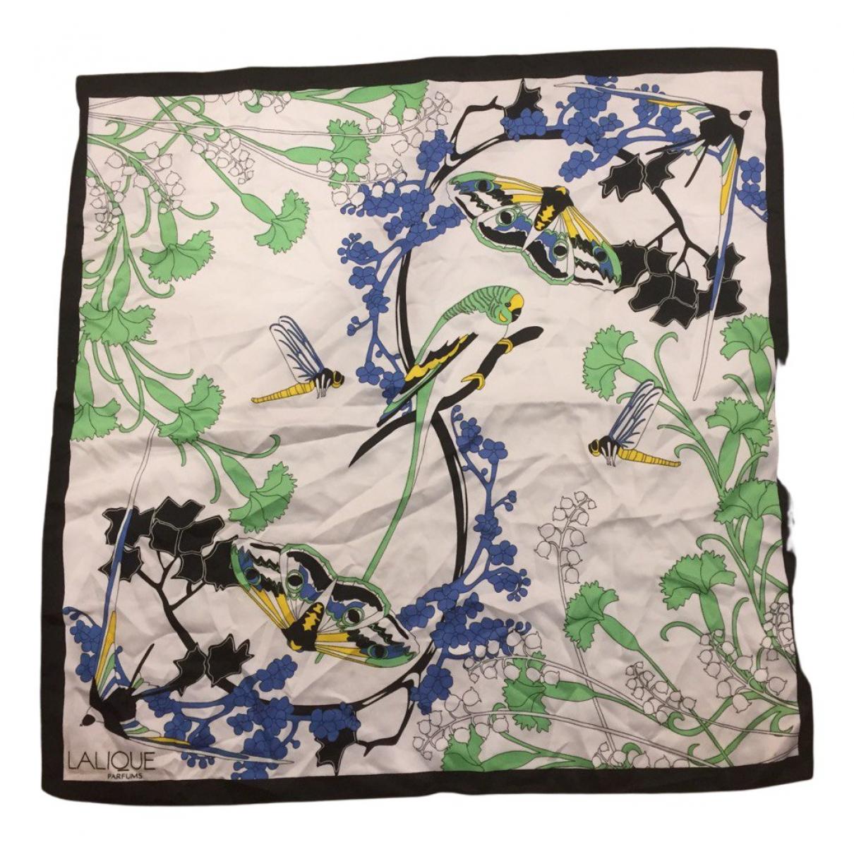 Lalique \N Tuecher in  Bunt Polyester