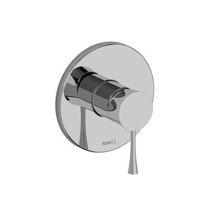 Edge TEDTM51PN Pressure Balance Valve Trim with Lever Handles  in Polished