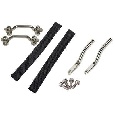 Kentrol Door Strap Kit (Stainless) - 30725