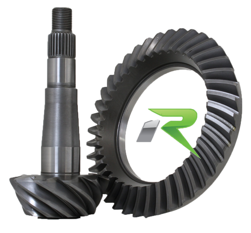Revolution Gear and Axle C8.25-456D Chrysler 8.25 Inch 4.56 Ratio Dual Drilled Ring and Pinion