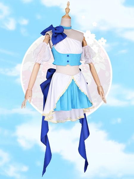Milanoo Magical Girl Ore Saki Uno Sakuyo Mikage Halloween Cosplay Costume