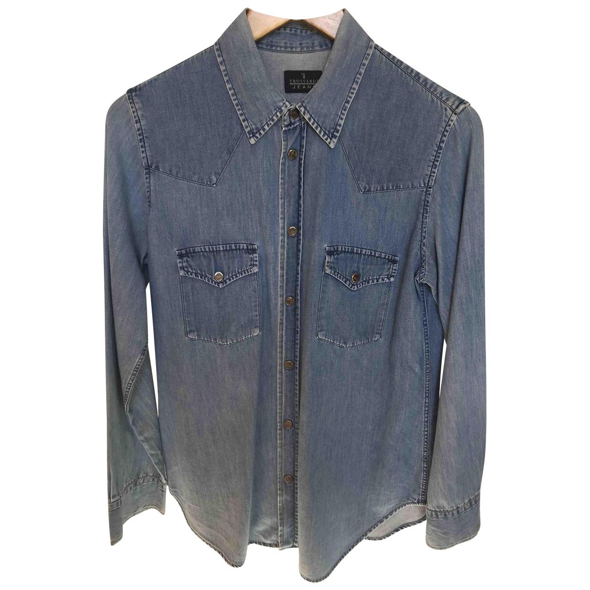 Camisa Trussardi Jeans