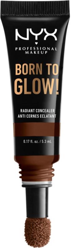 Born to Glow Radiant Concealer - Deep Walnut (deepest deep w/ cool undertone)