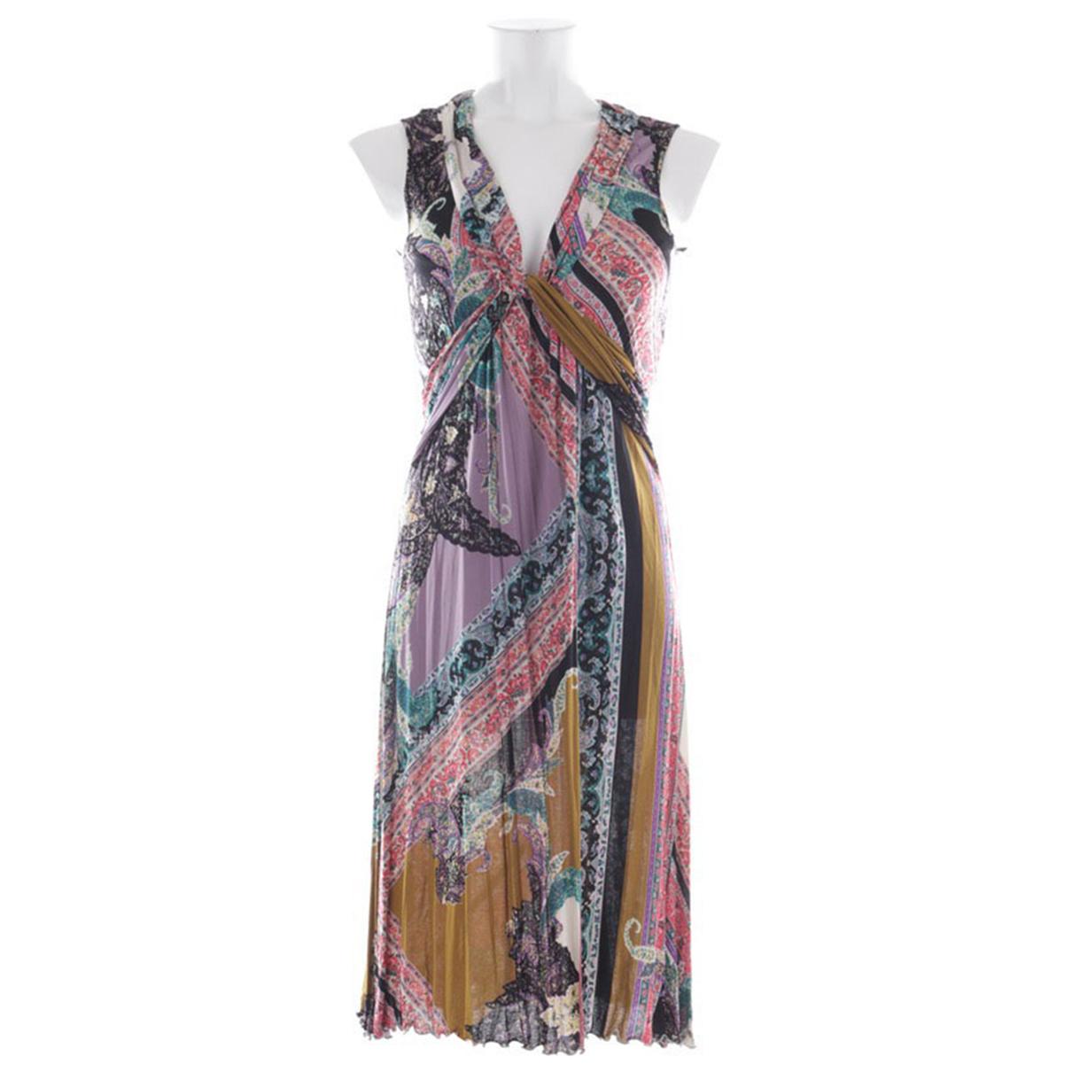 Etro \N Multicolour dress for Women 38 FR