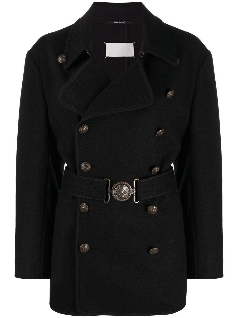 Wool Caban Jacket