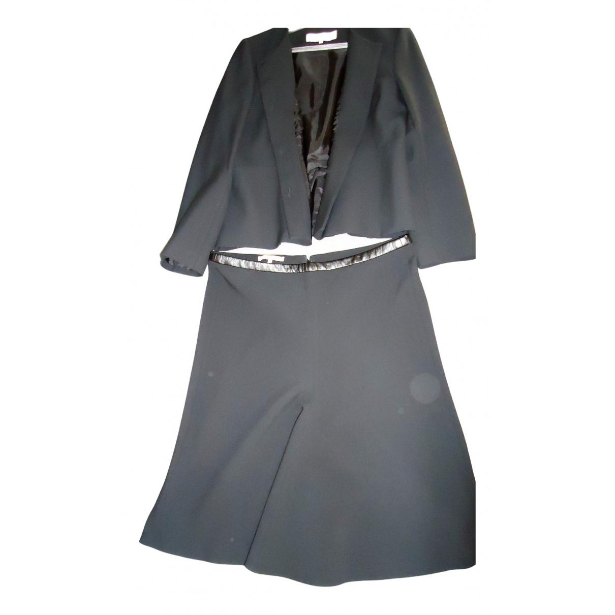 Gerard Darel - Jupe   pour femme en coton - elasthane - noir