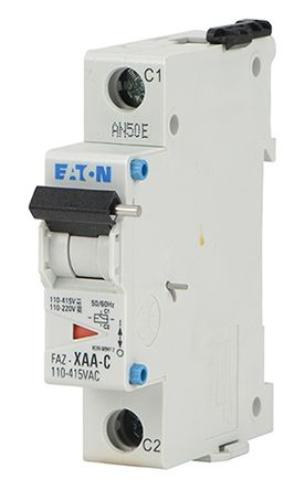 Eaton Industrial Surge Protector, 110 → 230 V dc, 110 → 415 V ac, DIN Rail Mount