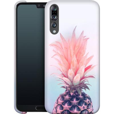 Huawei P20 Pro Smartphone Huelle - Pastel Pineapple von Emanuela Carratoni
