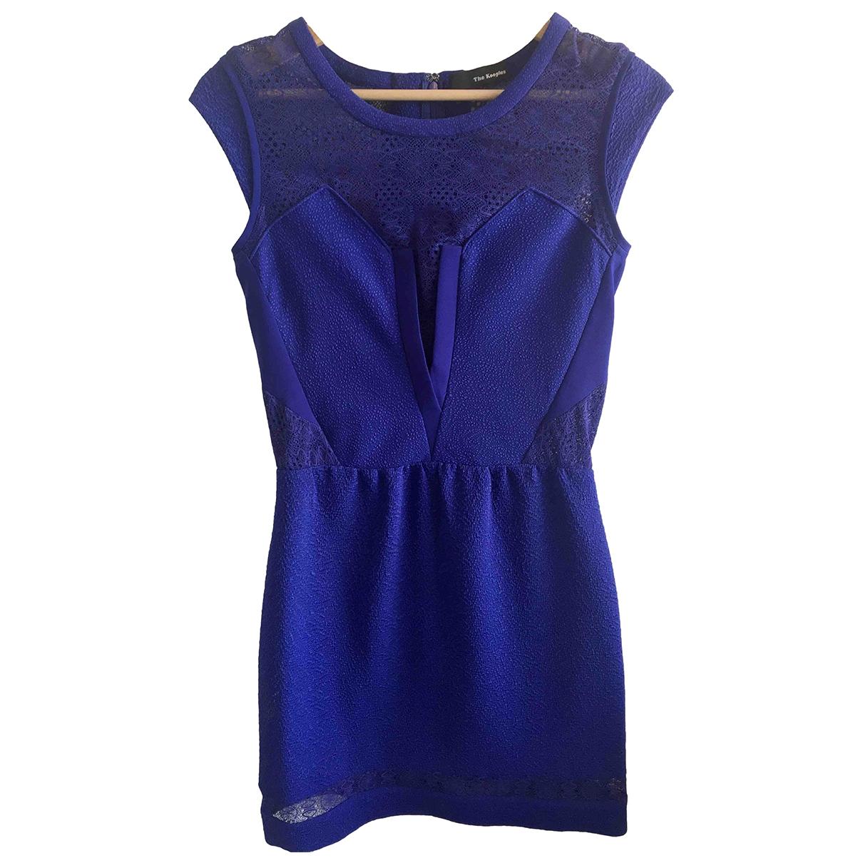 Mini vestido de Encaje The Kooples