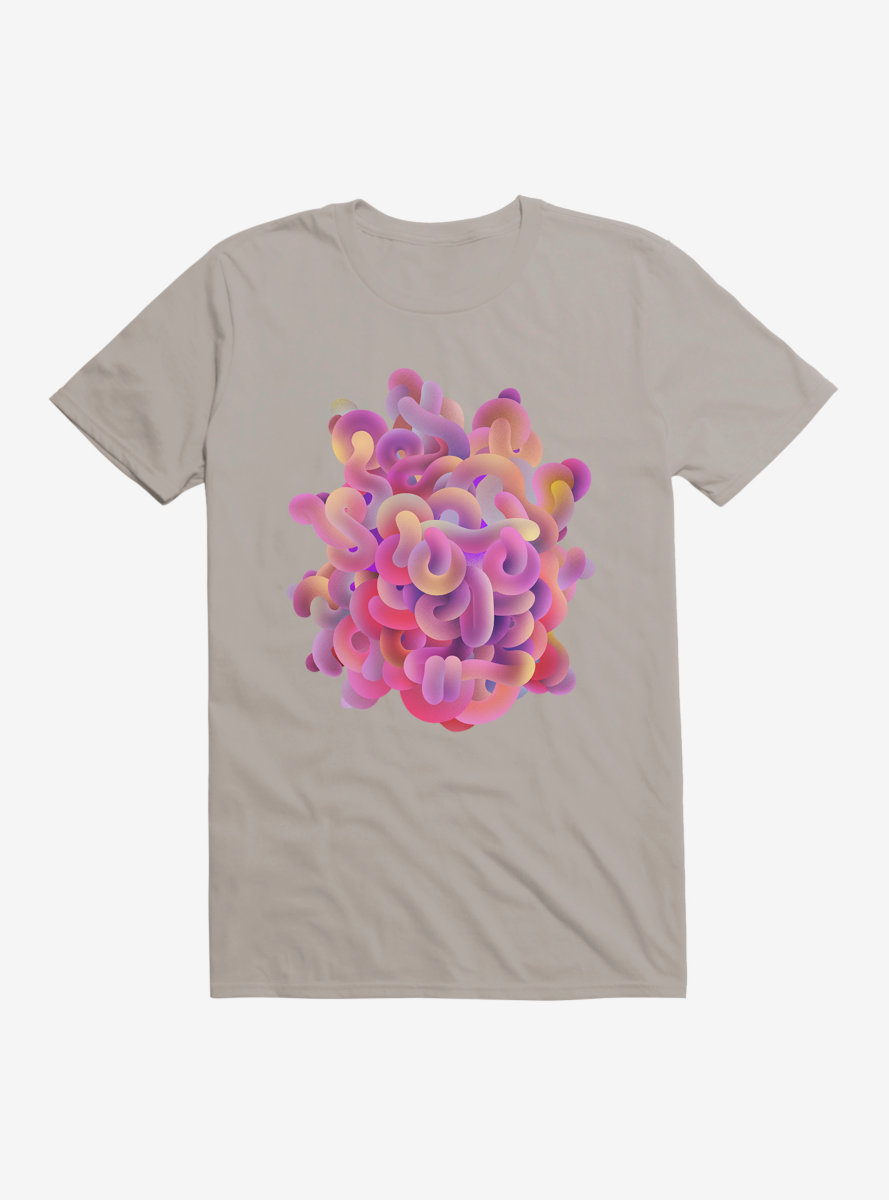Rick And Morty Wiggly Rick T-Shirt