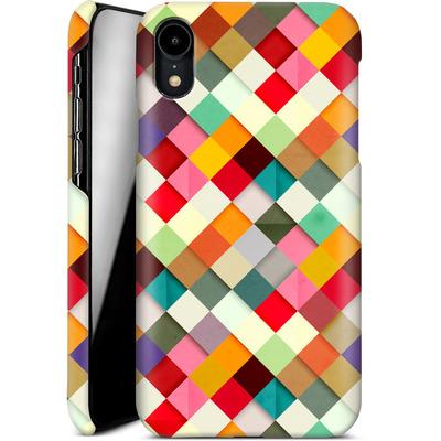 Apple iPhone XR Smartphone Huelle - Pass This On von Danny Ivan