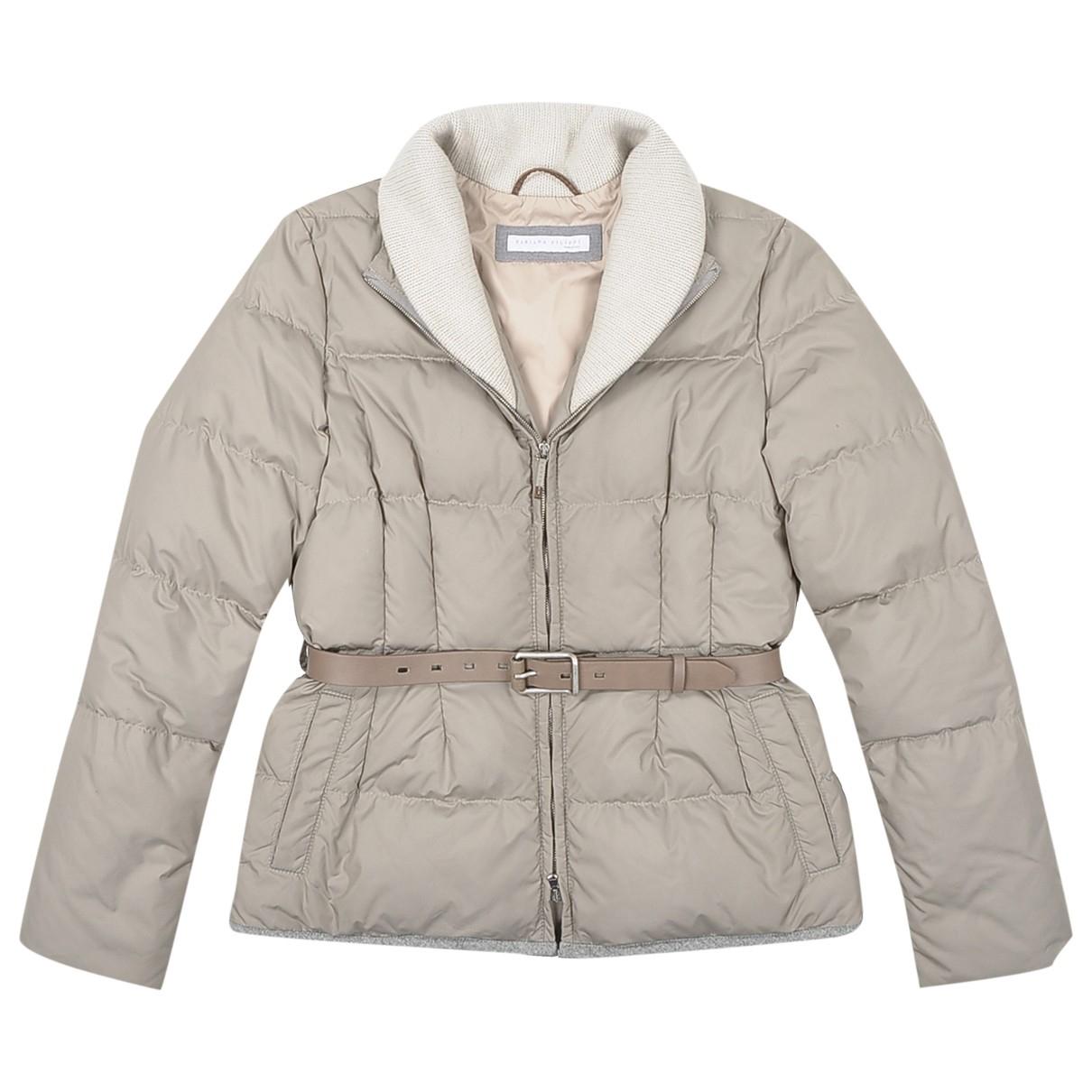 Fabiana Filippi \N Beige coat for Women 40 IT