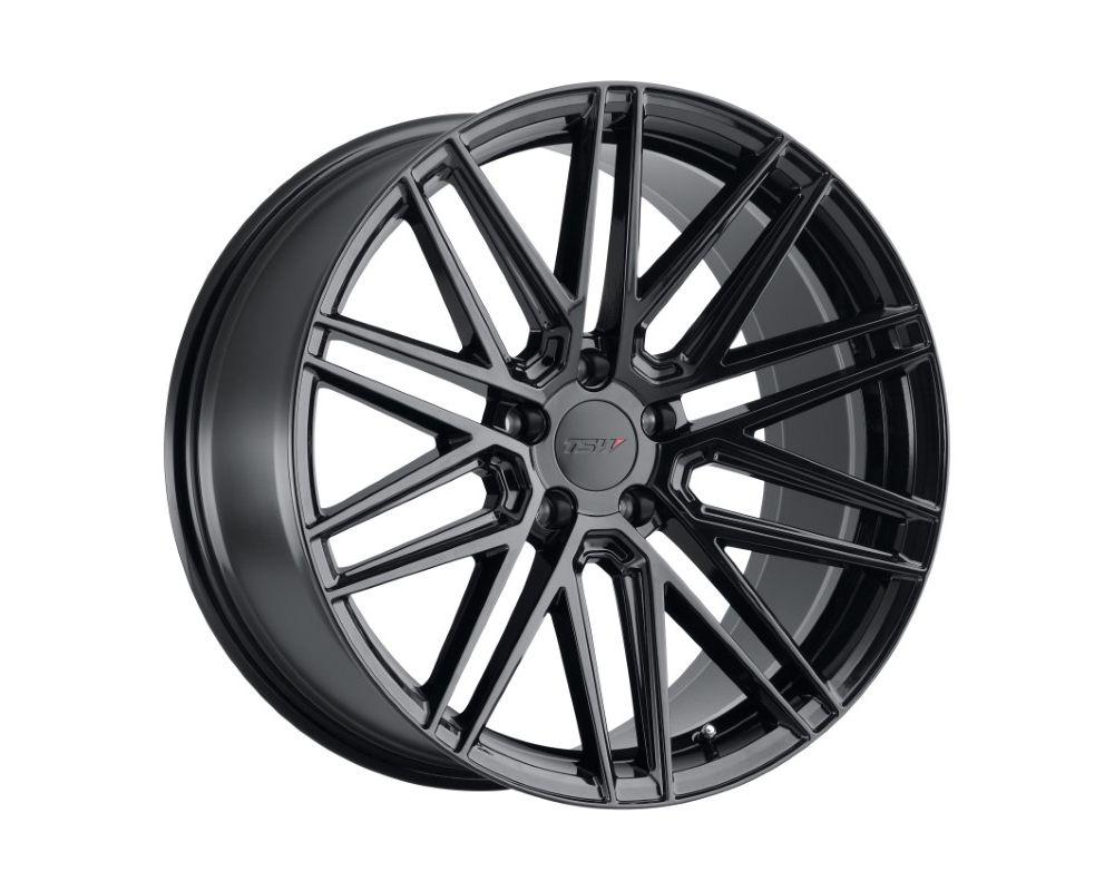 TSW Pescara Wheel 20x10 5x112 40mm Gloss Black