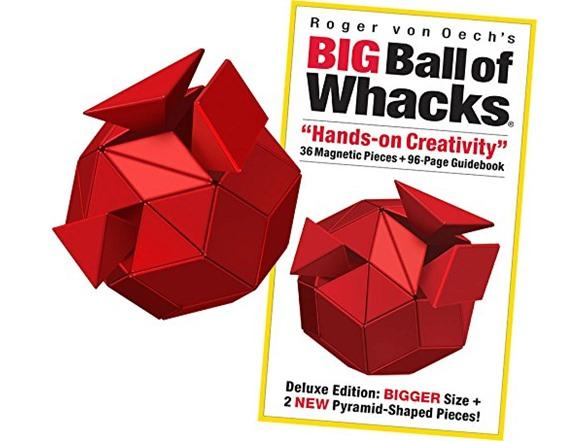 Roger Von Oech's Big Ball Of Whacks