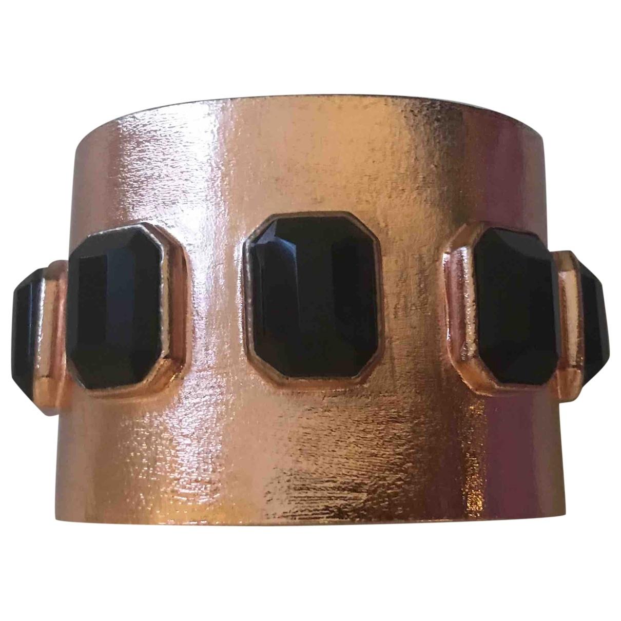Lola Rose \N Armband in  Metallic Metall