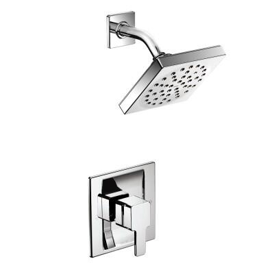 TS2712 90 Degree Single Handle Pressure Balance Shower Only Trim Kit in