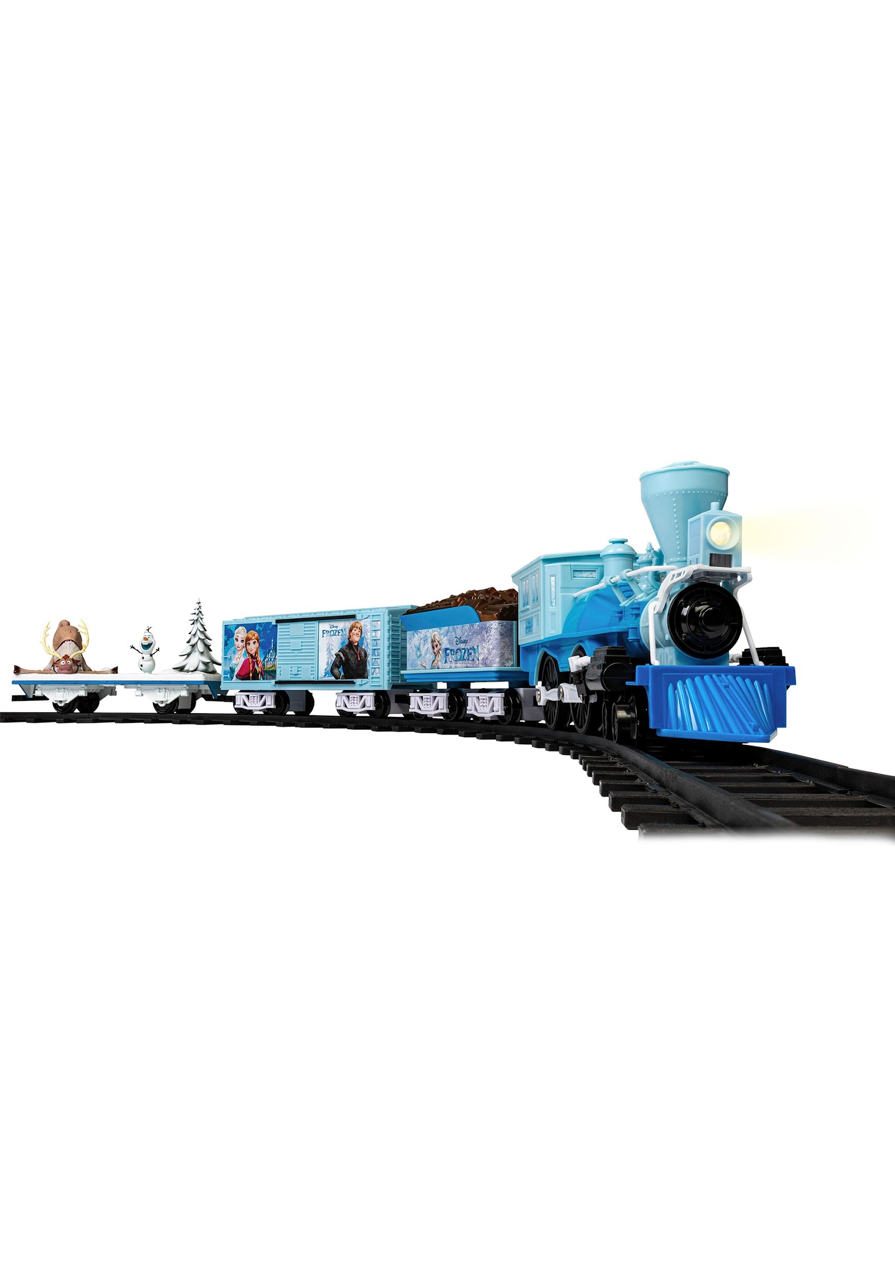 Ready-to-Play Lionel Train Set Disney Frozen