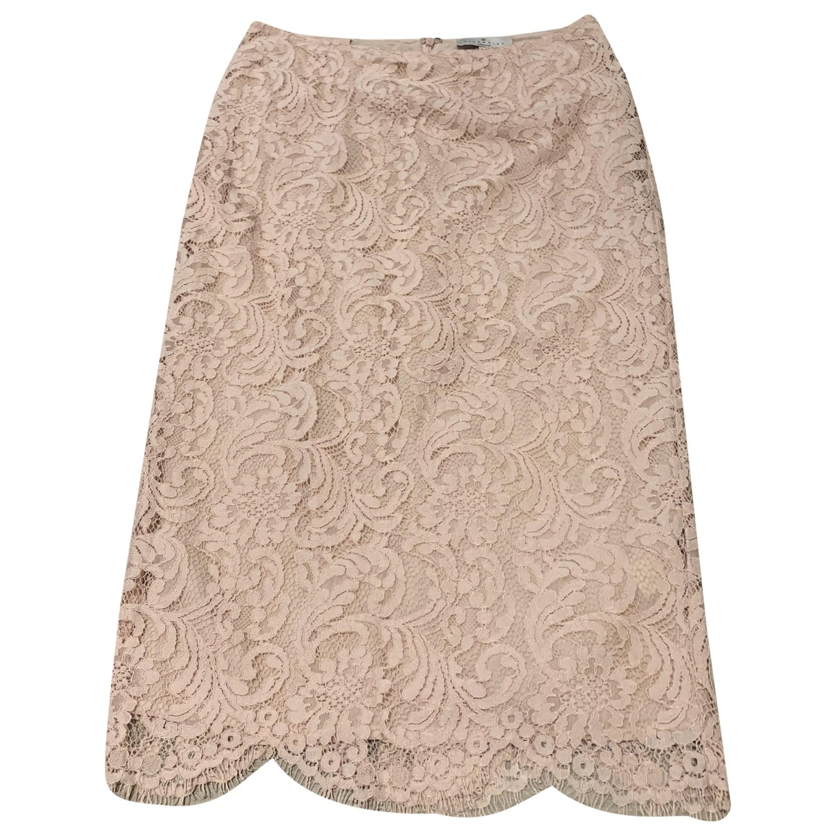 Essentiel Antwerp \N Pink skirt for Women 36 FR