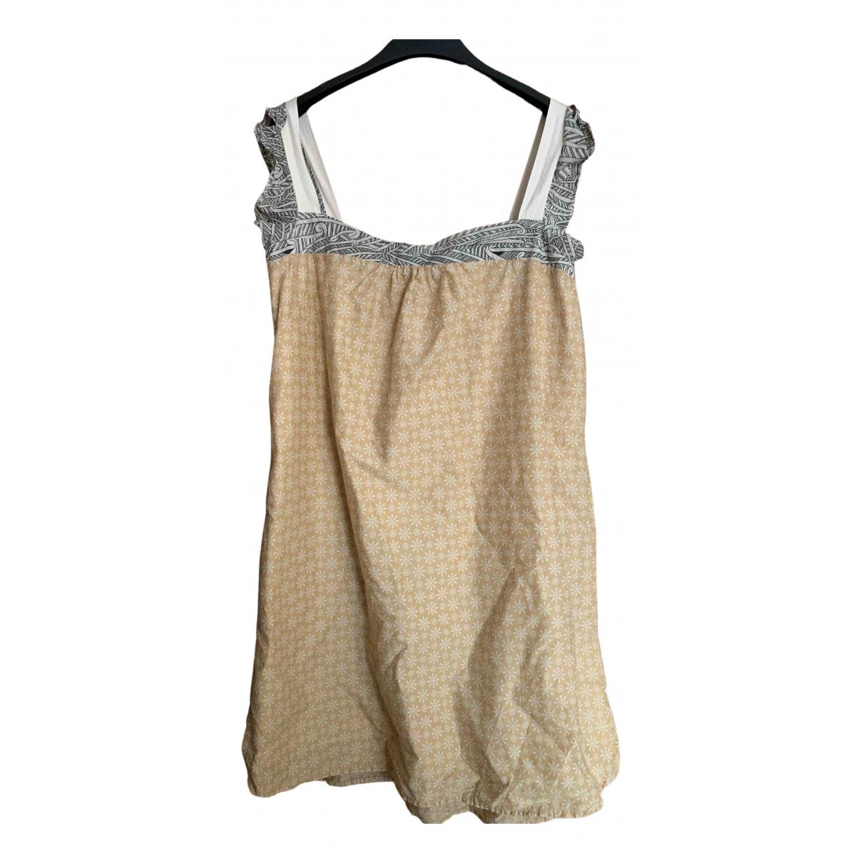 Hoss Intropia \N Kleid in Baumwolle
