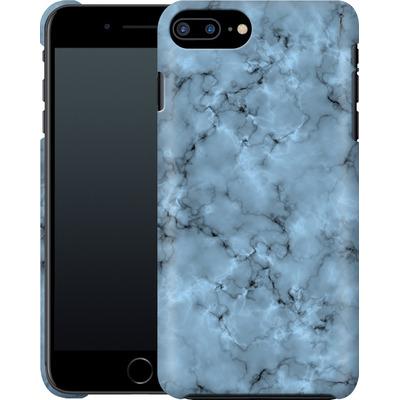 Apple iPhone 7 Plus Smartphone Huelle - Blue Marble von caseable Designs