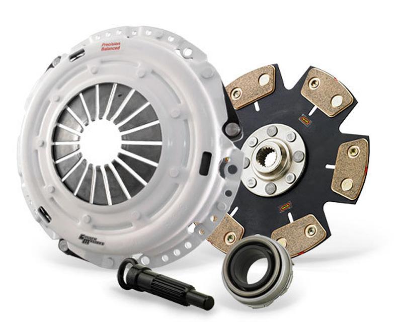 Clutch Masters 02027-HDBL-R Race FX500 Clutch Kit Audi A4 1.8L B6 Turbo 02-05