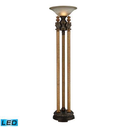 113-1135-LED Athena LED Torchiere  In Athena