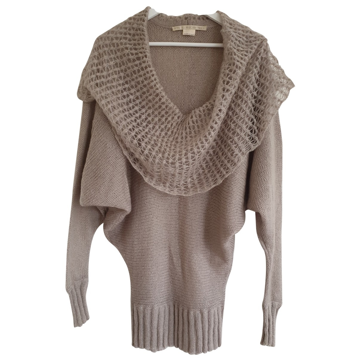 Stella Mccartney \N Pullover in  Grau Wolle