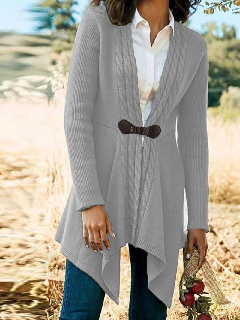Ericdress Regular Thin Patchwork Christmas Long Sleeve Sweater