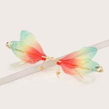 Dragonfly Design Sunglasses