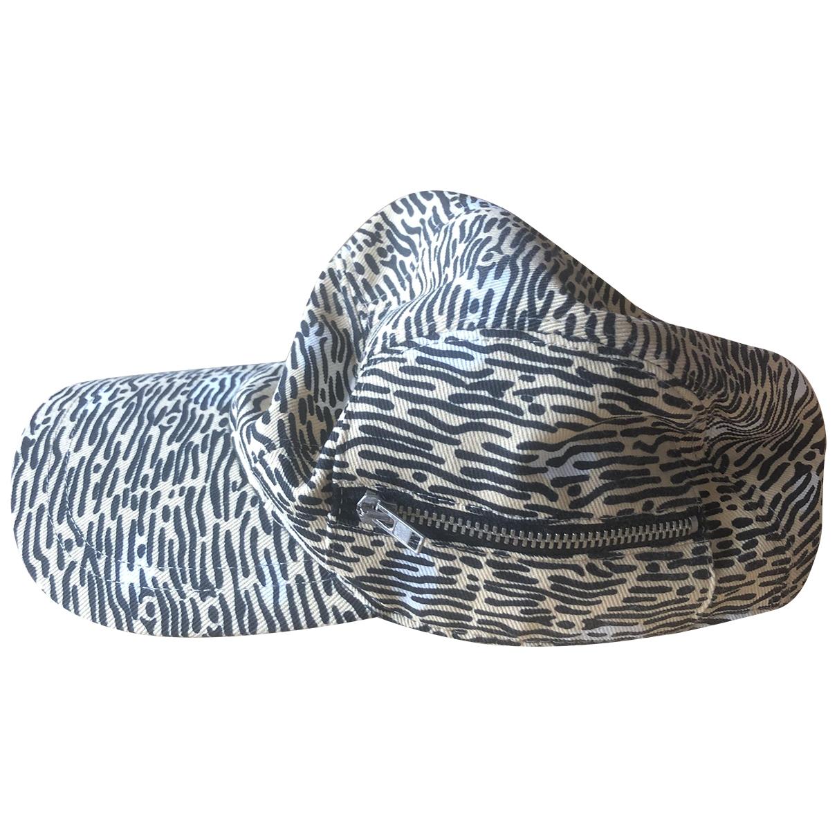Kenzo - Chapeau & Bonnets   pour homme en coton - beige