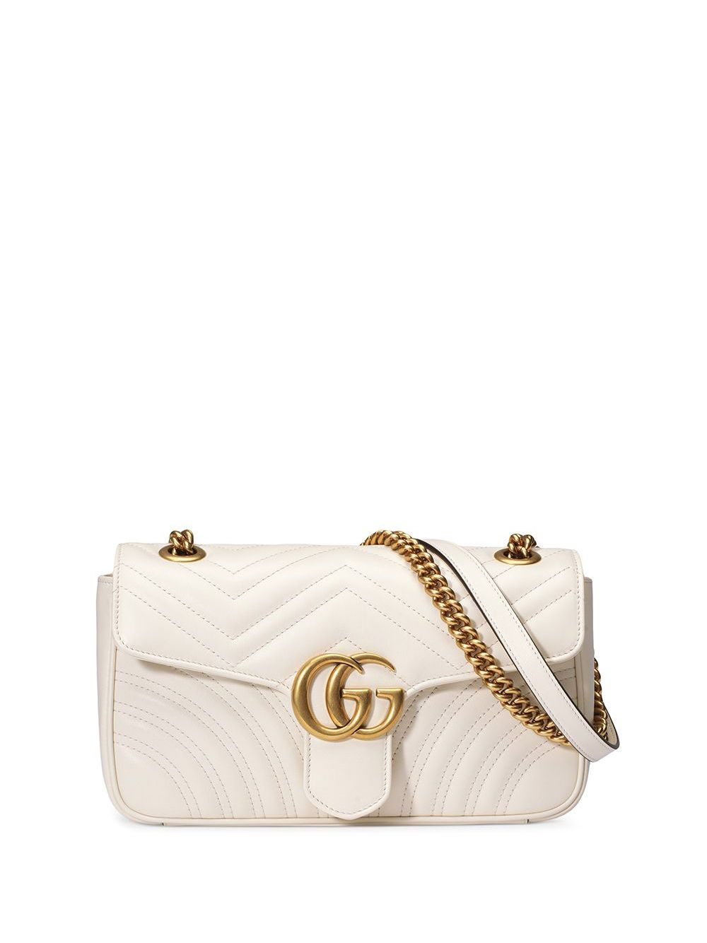 Marmont Small Leather Shoulder Bag