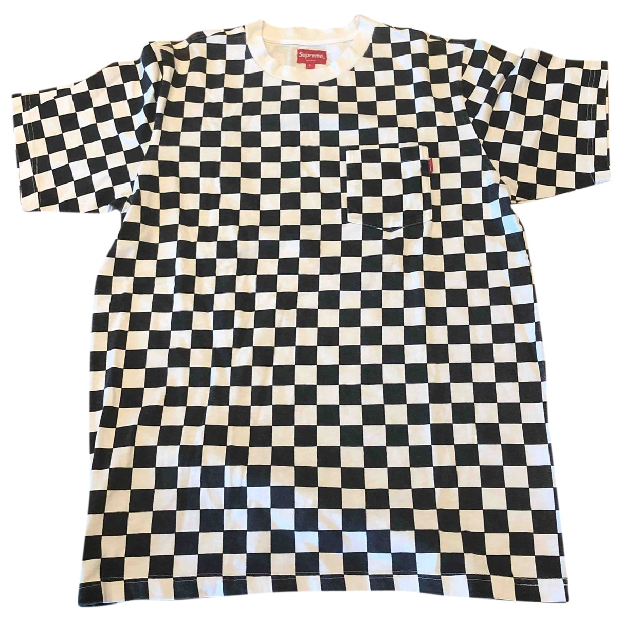 Supreme \N Multicolour Cotton T-shirts for Men L International