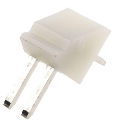 JST , NH, 2 Way, 1 Row, Right Angle PCB Header (10)