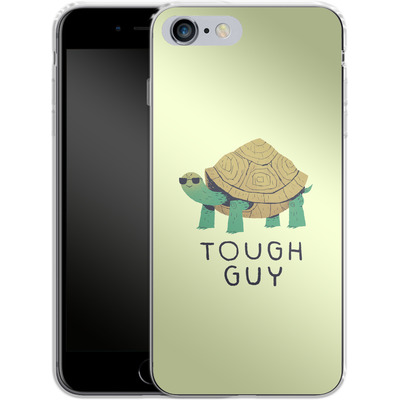Apple iPhone 6s Plus Silikon Handyhuelle - Tough Guy von Louis Ros