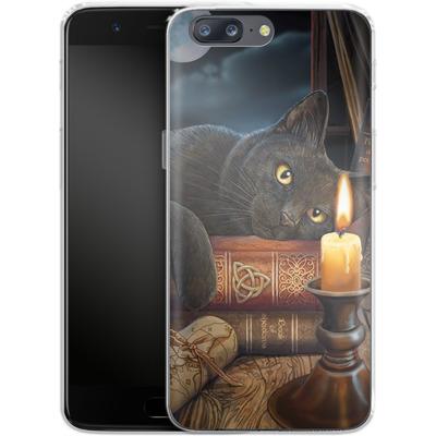 OnePlus 5 Silikon Handyhuelle - Witching Hour von Lisa Parker