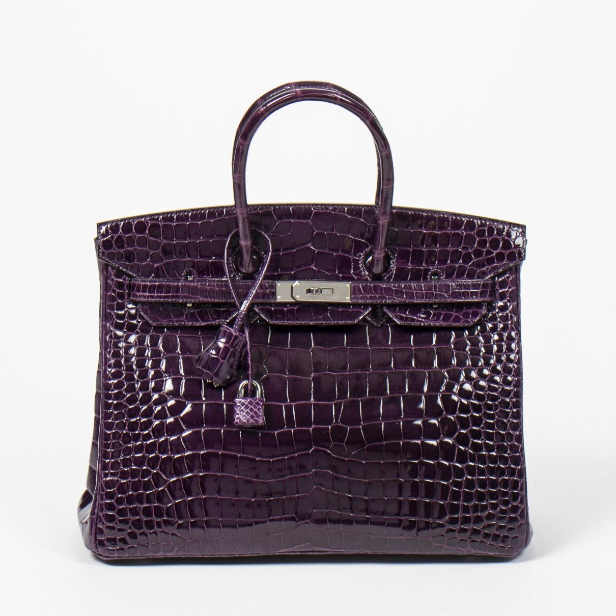 Hermes Birkin 35 Handtasche in Leder