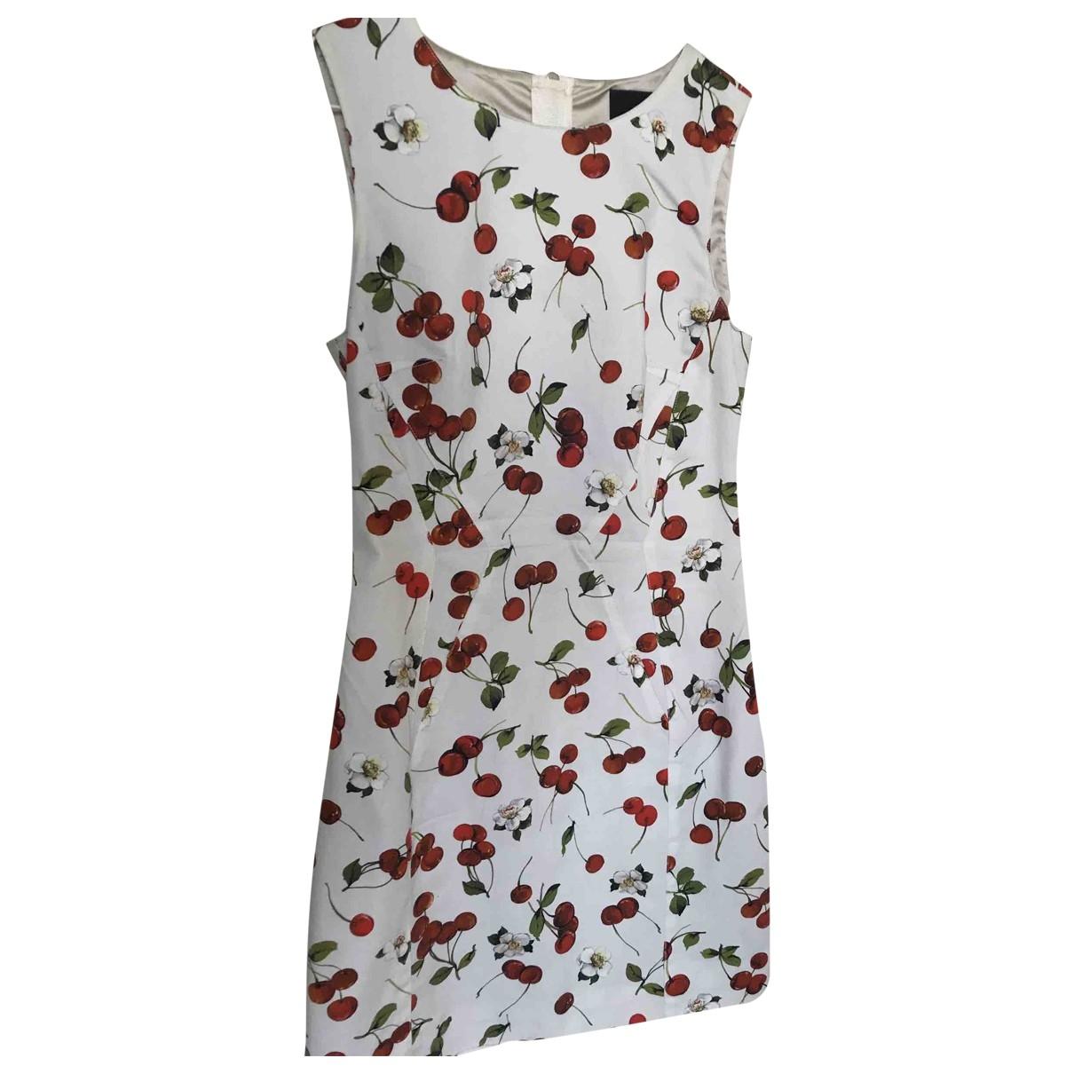 D&g \N Multicolour Cotton dress for Women 38 IT