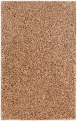 Grizzly Grizzly-11 6' x 9' Rectangle Modern Rug in