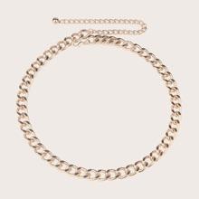 Cinturon de cadena de cintura