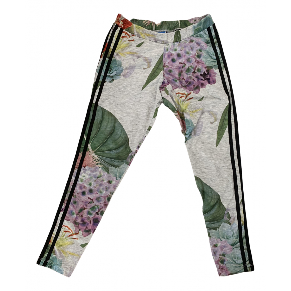 Adidas \N Multicolour Trousers for Women 42 IT
