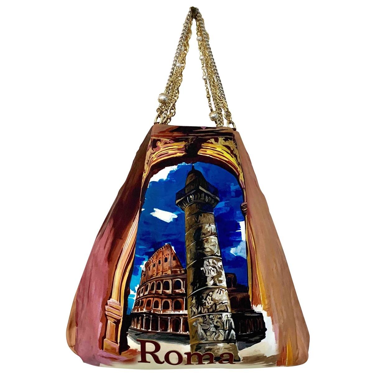 Dolce & Gabbana \N Multicolour Cloth handbag for Women \N