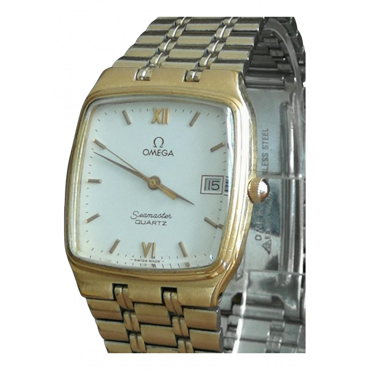 Omega Seamaster Uhr in  Gold Vergoldet
