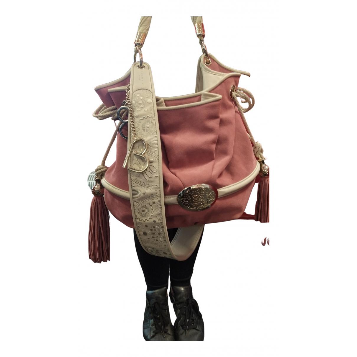 Lancel Brigitte Bardot Pink Leather handbag for Women N