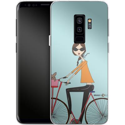 Samsung Galaxy S9 Plus Silikon Handyhuelle - IRMA In Forte Dei Marmi von IRMA
