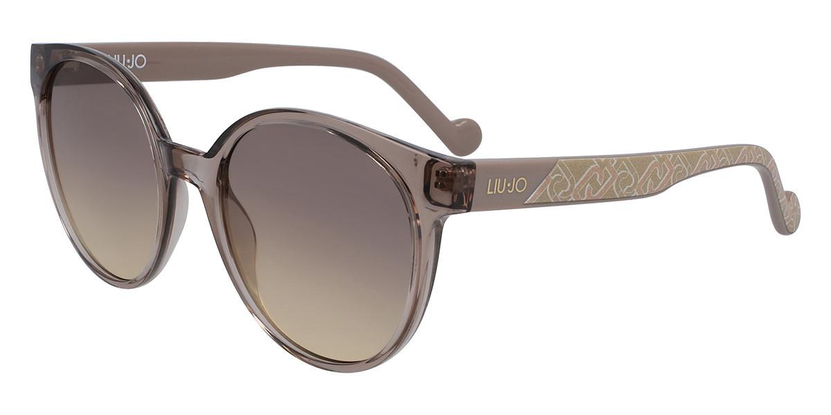 Liu Jo LJ738S 601 Women's Sunglasses Brown Size 54
