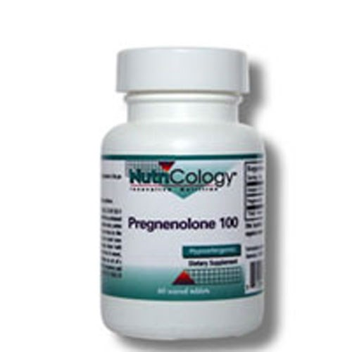 Pregnenolone 60 tabs by Nutricology/ Allergy Research Group
