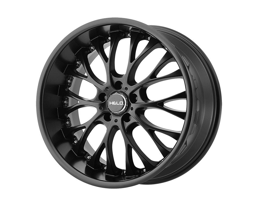 Helo HE890 Wheel 20x8.5 5x5x120 +35mm Satin Black